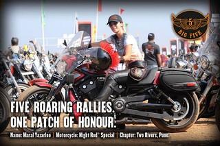 H.O.G.-India-3rd-National-Rally-Maral-Yazarloo