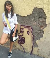 This #graffiti made us laugh #gracia #barcelona