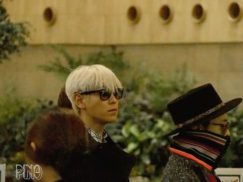 Big Bang - Gimpo Airport - 15jan2015 - TOP - 11_pn_04 - 09