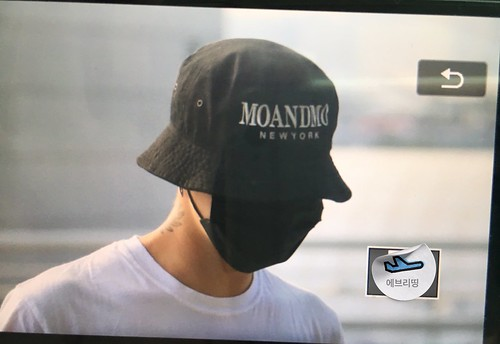 BIGBANG Departure Seoul Incheon to Foshan 2016-06-10 (68)