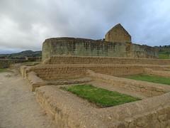 Akllawasi akllahuasi Aponsentos y Templo del Sol Ingapirca Ecuador 06