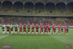 Steaua-Astra, 1-0