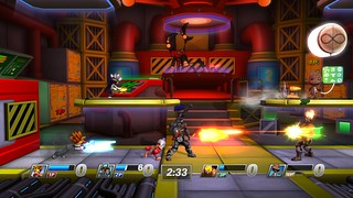 PlayStation All-Stars Battle Royale: Time Station