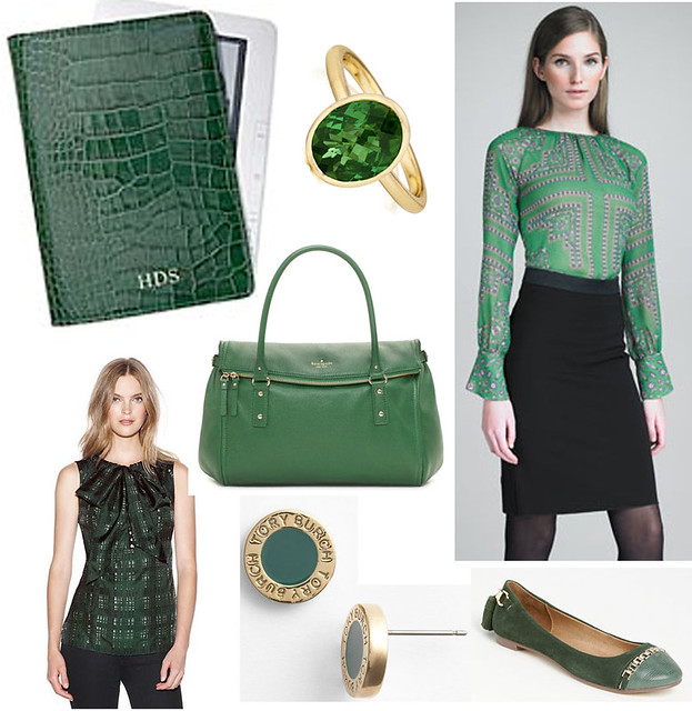 Autumn Trend Alert: Shades of Green