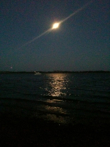 birthday full moon, Ward's island