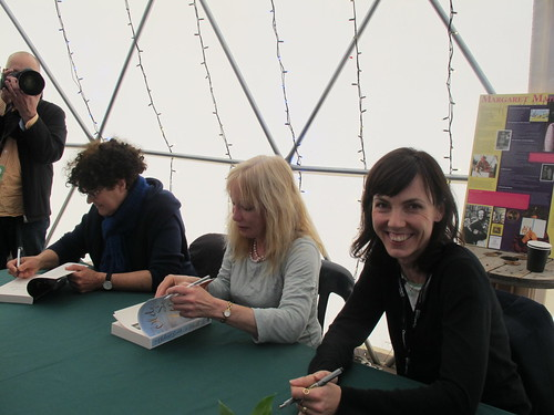 Kate Grenville, Sue Woolfe and Emily Perkins