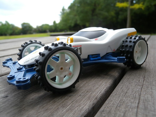 MINI 4WD SUPER DRAGON