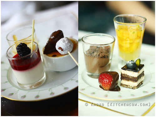 The Rose Veranda - Desserts