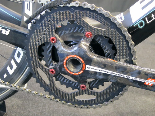 Record chainring