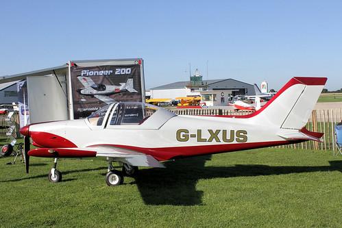 G-LXUS