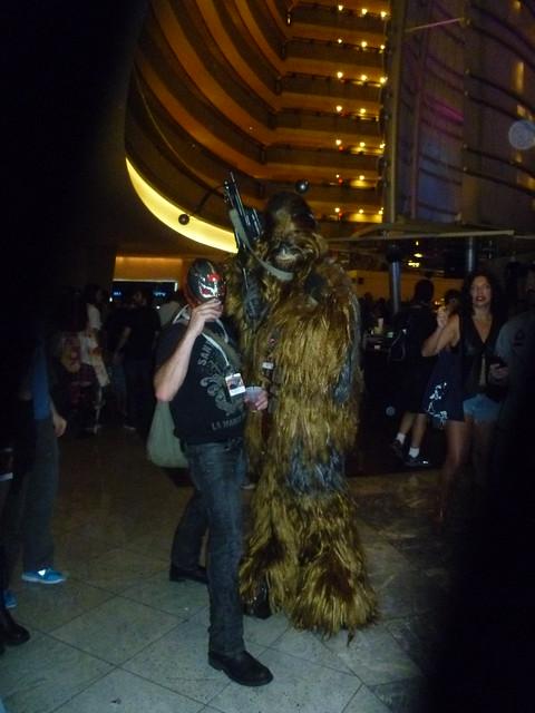 Chewie & I