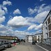 Clouds over Banning Street, Greenwich