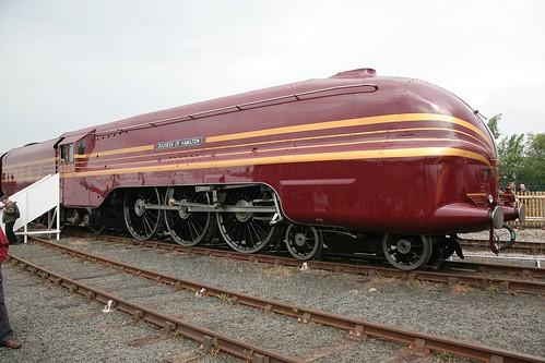LMS ( Crewe ) Stanier Class 8P 'Coronation' 4-6-2 6229 'Duchess of Hamilton'