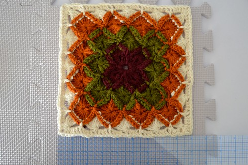 Tile 1 for Autumn Blanket