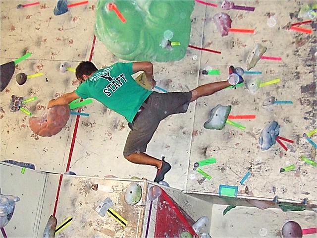 Climbing 2009-10