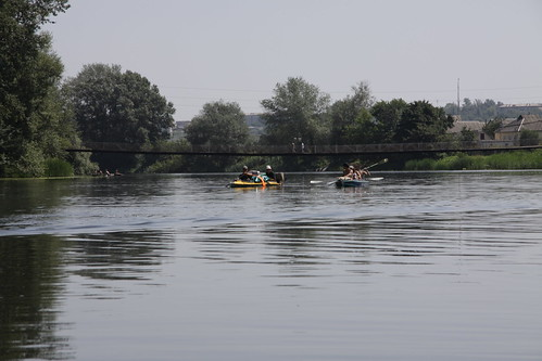 Zfort Group Kayaking (2010)