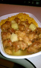 Pineapple Chicken @ China King