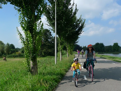 Aemstelhoeve bike camping trip 3