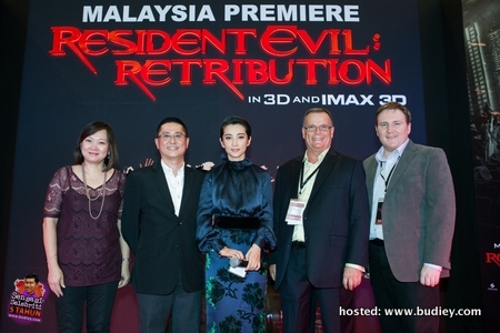 Resident Evil Malaysian Premiere_3