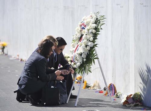 9_AFA_at_9-11_Memorial
