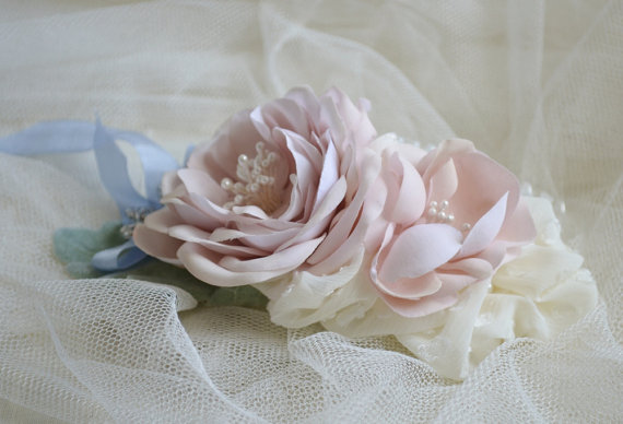 silk wedding flower packages