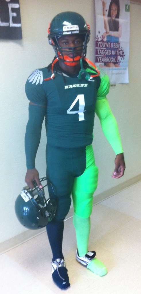 Cool high school football uniforms