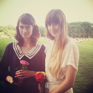 @rosemud @thelittlebanana beauties in the park