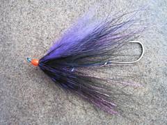 purple slip knot