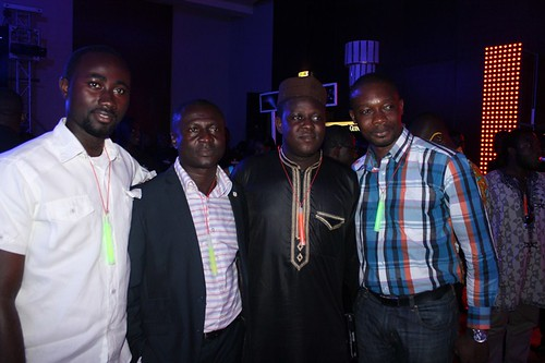 Guinness VIP Launch Party in Accra