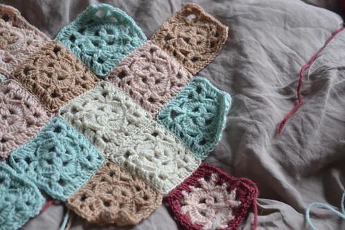 crochet motif fun