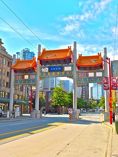 Millenium Gate | Chinatown Vancouver, BC
