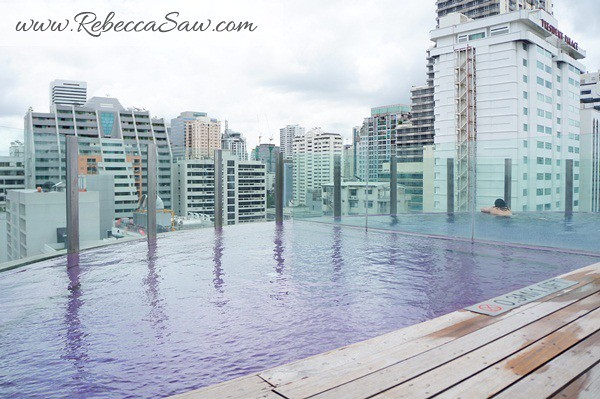 Aloft Bangkok – Sukhumvit 11- swimming pool-001