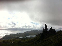 The Old Man of Storr I - Isle of Skye