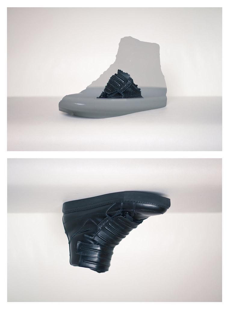 Shoe Step 3D