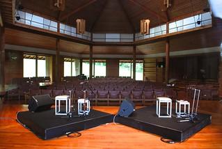 Yatsugatake music hall 八ヶ岳高原音楽堂 07
