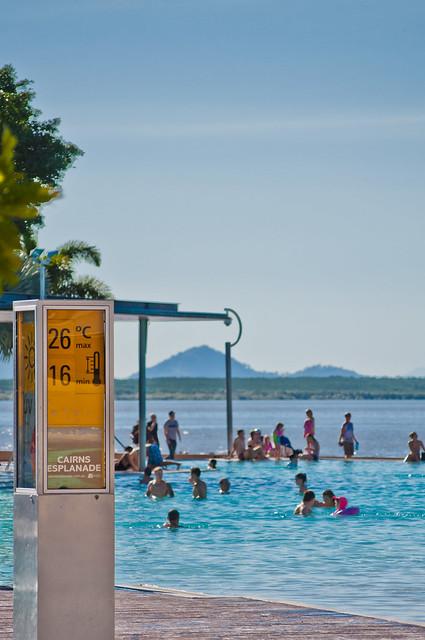 Cairns Public Pool
