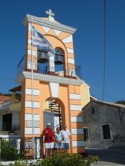 Corfu, Afionas Church Bells