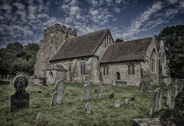 St Thomas-à-Becket Church Brightling