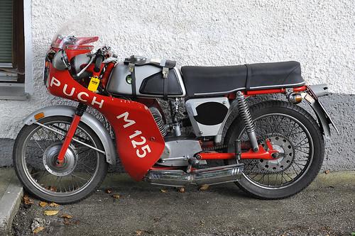 Puch M 125 Oldtimer Grand Prix Schwanenstadt Copyright 2012 B. Egger :: eu-moto images 0629