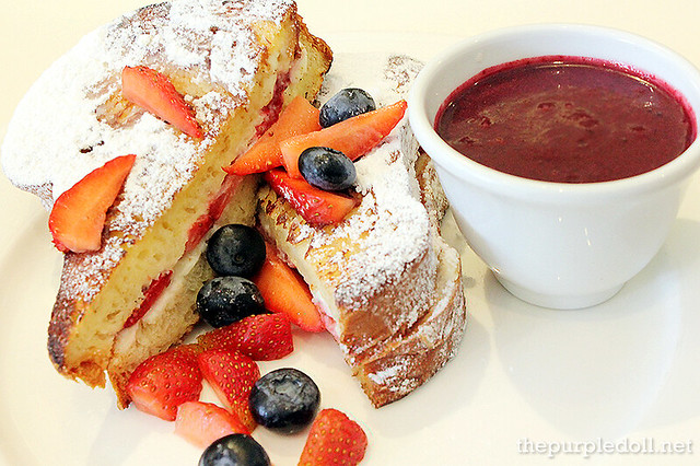 Stuffed French Toast P295