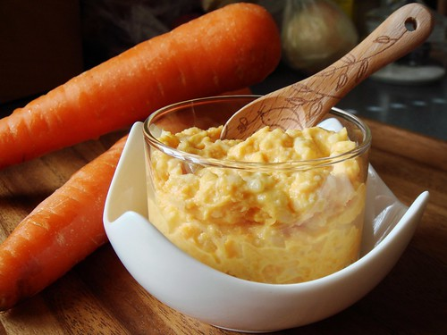 Carrot Rice Pudding with Cardamom