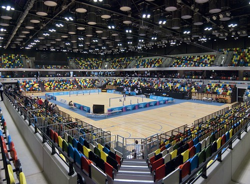 handball arena 2012 by chrisdb1