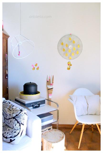 Nuovo stile e colori in salotto