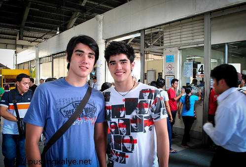Ryan Boyce of Pbbteens4 and brother Francis Boyce