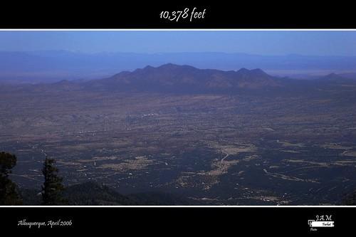 usa mountain newmexico feet rock high albuquerque nm 10000 sandia aerialtramway mygearandme rememberthatmomentlevel1