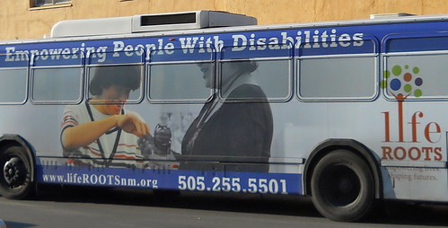 Empowering People With Disabilities by busboy4