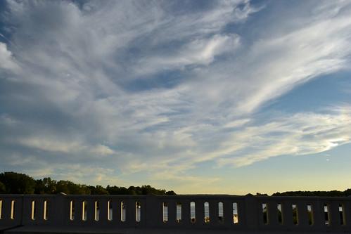 Wispy Sky by KAM918