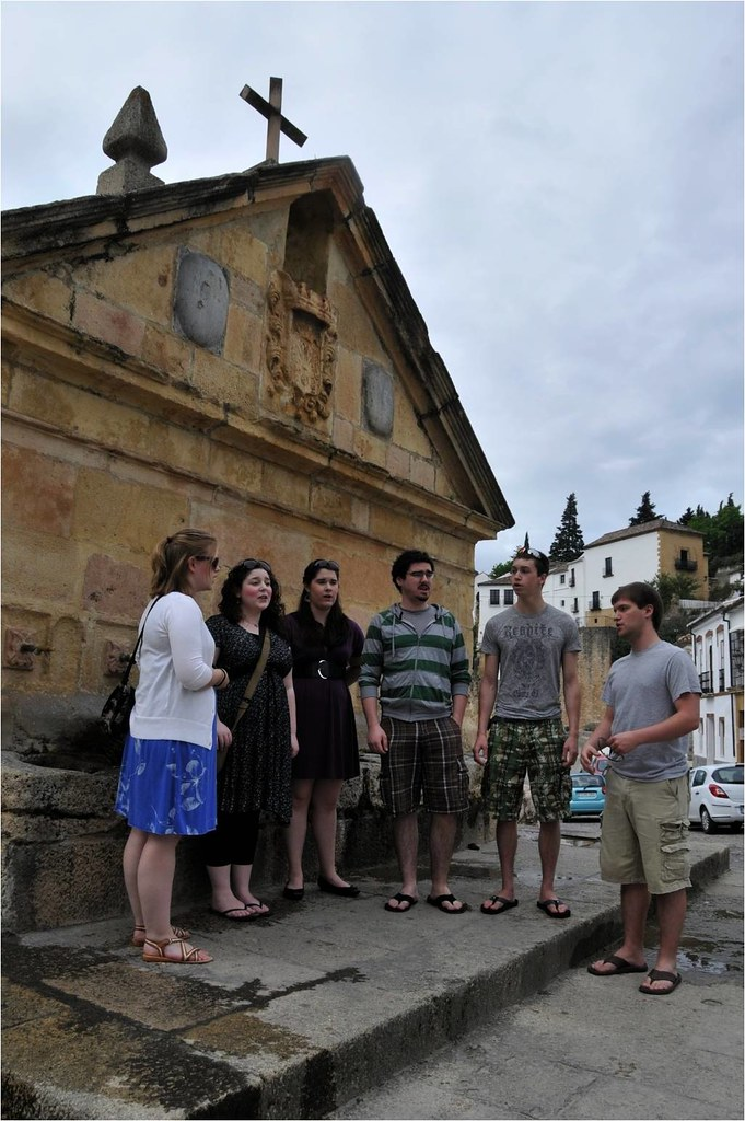 University of Southern Maine Chamber Singers 2011 Concert Tour of Spain
