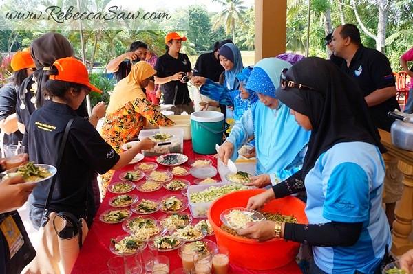 malaysia tourism hunt 2012 - kampung sg pasu homestay pahang