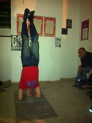Stewart Home Headstand Lecture